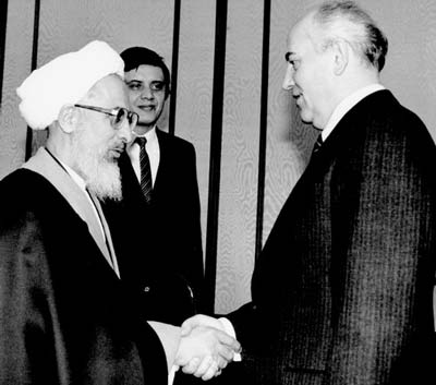 Glasnost 1988: Historic Moment for Iran and Russia